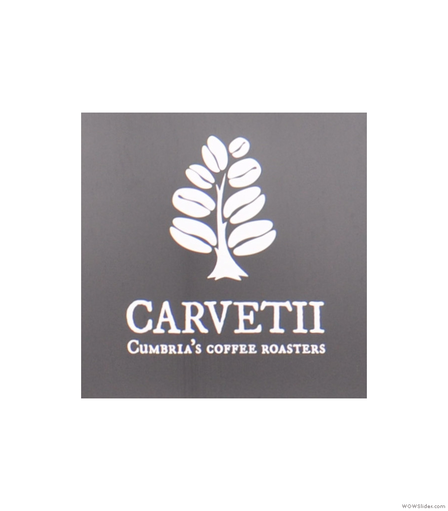 Carvetii Coffee Roasters, one of my favourite roasters for many years.