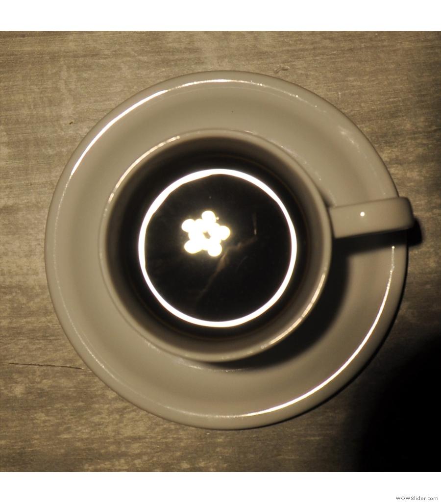 Buzz Killer Espresso, another coffee shop with happy, friendly staff.