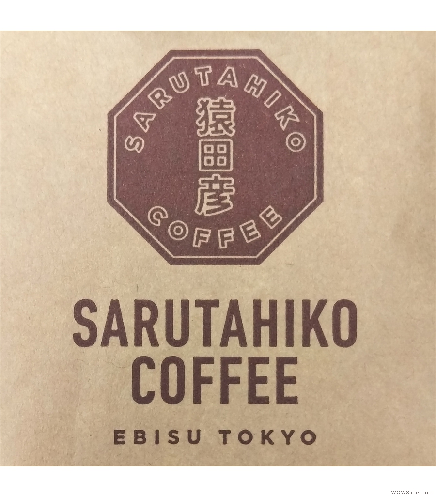 Sarutahiko Coffee Omotesandō where the staff went above and beyond the call of duty.