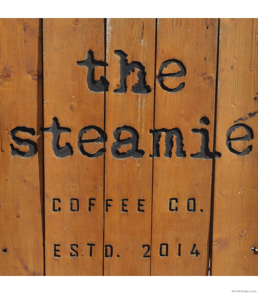 The Steamie, where I had 'The Finniestan', an interesting take on Eggs Royale.