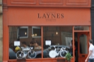 Laynes Espresso, home of the gargantuan Laynes Breakfast.