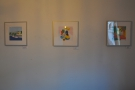 These pictures were part of a solo show by Tilly.