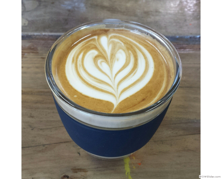 Another all-glass reusable cup is fellow Aussie, JOCO Cup...