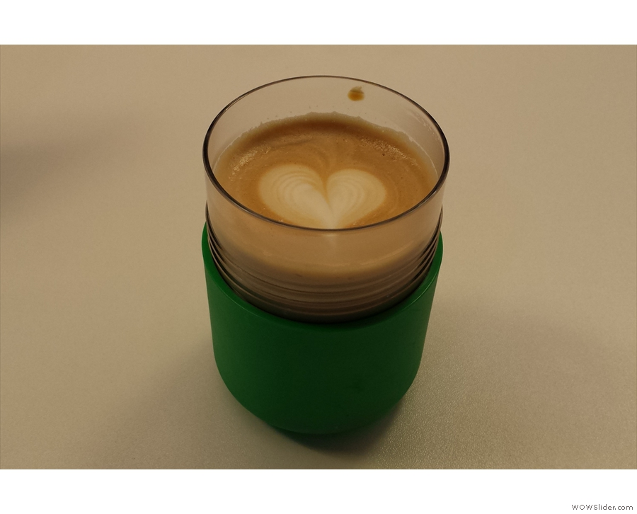 ... while another plastic entry is the Smart Cup from another Aussie firm, Frank Green.