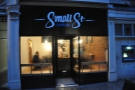 Small St Espresso, looking very welcoming on a rainy December afternoon back in 2012.