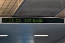 Down to under 200 km/h in around 35 seconds...