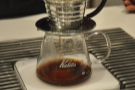 This is similar to the continuous-pour technique I see a lot with V60s...