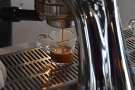 The Modbar makes it so easy to watch espresso extract...