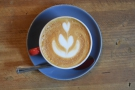 I'll leave you with the latte art...