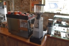Talking of the espresso machine, here it is...
