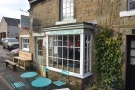 ... home to the lovely Grasshopper Cafe, seen here from the other side.