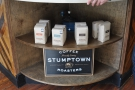 When Ox Coffee opened, it used Stumptown, with the Hiar Bender blend on espresso.