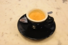 ... which I followed up with a Guatemalan Pulcal single-origin espresso.