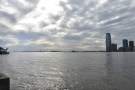 Then I wandered across Manhattan and up the  Hudson River Greenway with its views...
