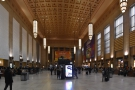 ... and the soaring halls of the waiting room. I do love this station.