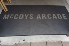 It's the entrance to McCoys Arcade, by the way, on Fore Street, in Exeter.