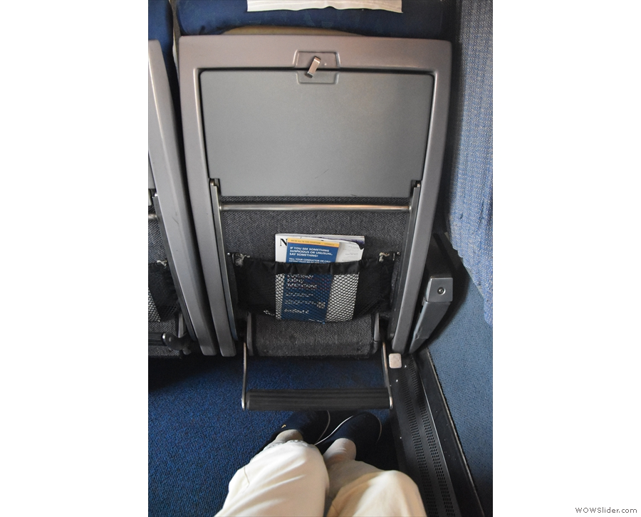 But in business class, you get even more!