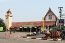Chiang Mai station, looking very lovely on Tuesday afternoon.