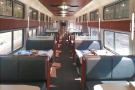 My destination, the dining car, perhaps my favourite part of the whole train.