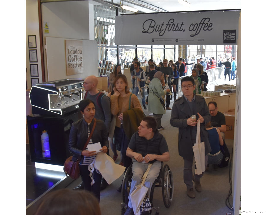 London Coffee Festival 2018 Round Up Brians Coffee Spot