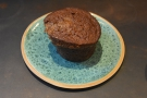 For my cake option, I went for a sticky date muffin...