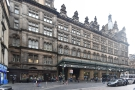All too soon, I was back at Glasgow Central and its beautiful facade, the Central Hotel.