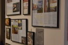 Want to know more about Melbourne in Lichfield? There are press cuttings opposite the till.