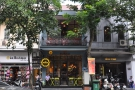 In the heart of Hanoi's old city, around the corner from my hotel, is Càfê RuNam, as was.
