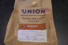 ... although I was recommended the guest, also by Union, the Genesis from Costa Rica.