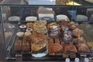 Nice cake display.