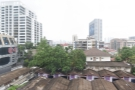 The view from my window, looking north over Bangkok.