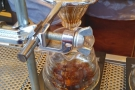 ... a naturally-processed Ethiopian Shakiso, the second coffee from Amameria Espresso.