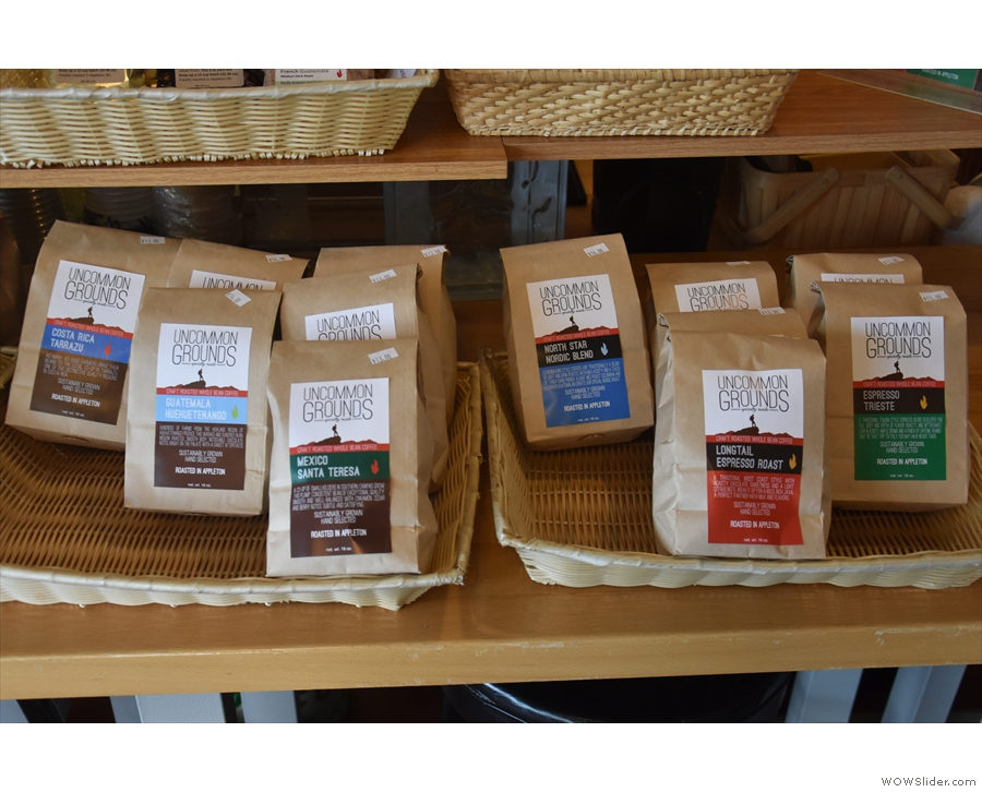 Uncommon Grounds Specialty Roaster | Brian's Coffee Spot