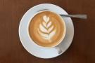Lovely latte art...