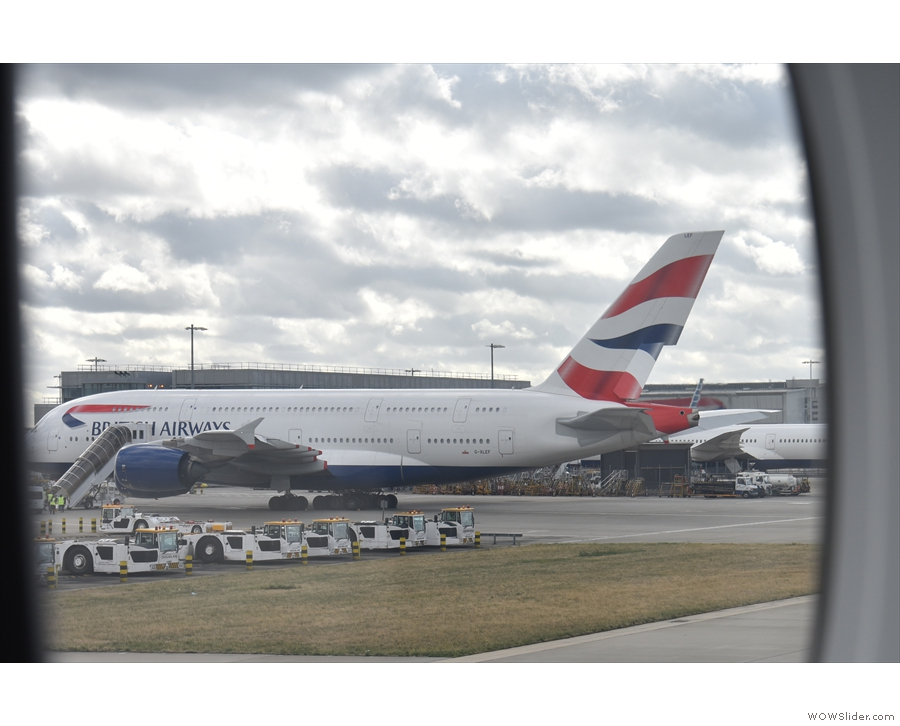 Another A380...