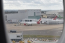 Although it's not just British Airways who calls Heathrow home. There's Virgin Atlantic too.