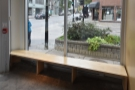 Another view of the first of the two benches.