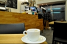 Continuing a run of small coffee shops, here's Castello Coffee in Edinburgh.