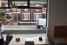 The views out of the windows are great if you like brick-built terraced houses.