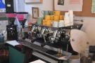 ... and followed by this gorgeous Kees van der Westen Mirage espresso machine...