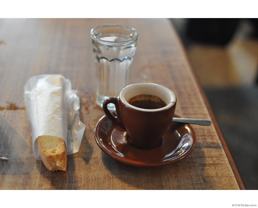 If pubs were in fact espresso bars, this is what they'd be like: Montreal's Cafe Olimpico