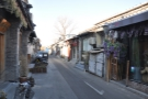 Wudaoying Hutong in Beijing, a hot bed of speciality coffee...