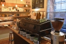 The view back across the counter from the right-hand side...