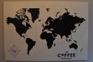 ... including this map of the world...