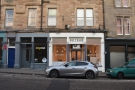 Detour Espresso, on Argyle Place, Edinburgh.