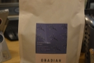 I, however, was going for filter and this naturally-processed Ethiopian from Obadiah.