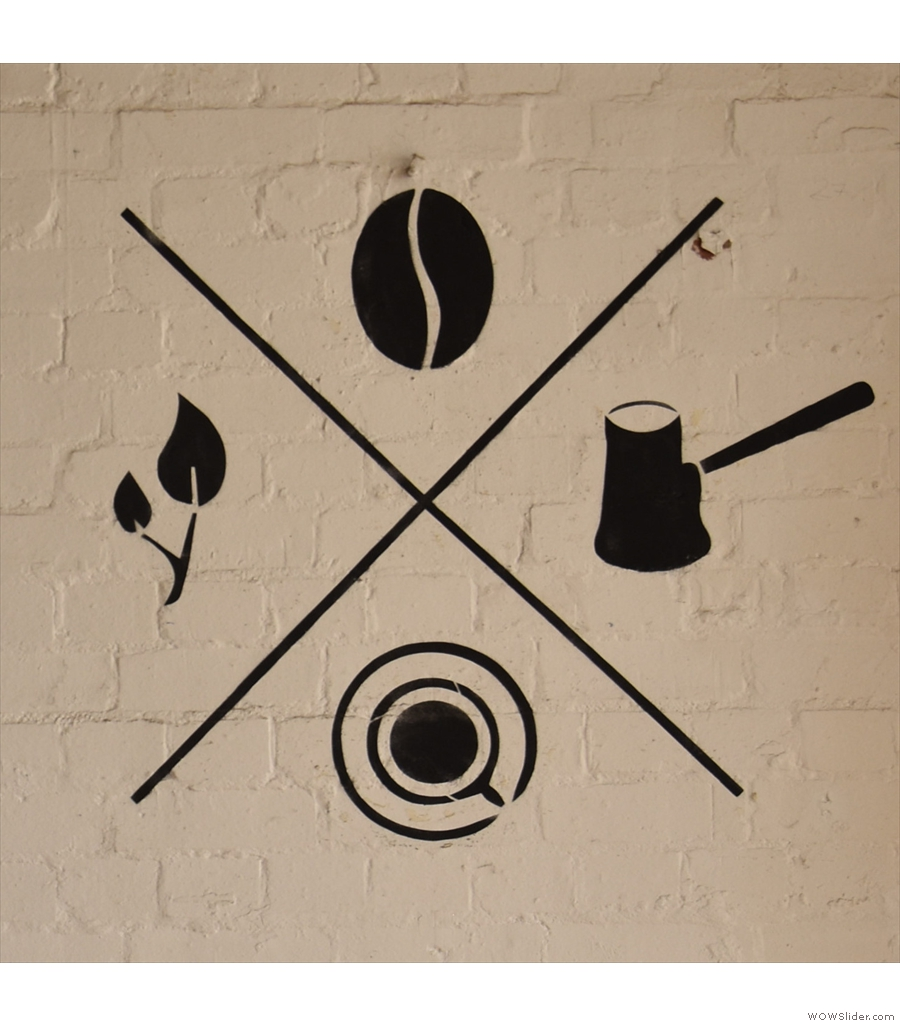 Craving Coffee, flying the flag for speciality coffee in Tottenham, northeast London.