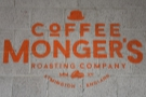 Coffee Monger's Roasting Company, another cosy coffee shop in a roastery.