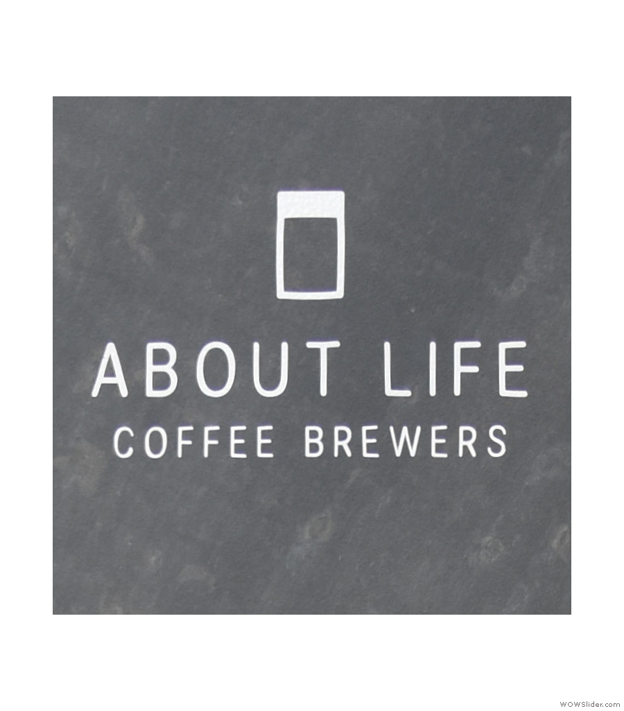 About Life Coffee Brewers, a tiny Tokyo coffee shack, around the corner from my office.