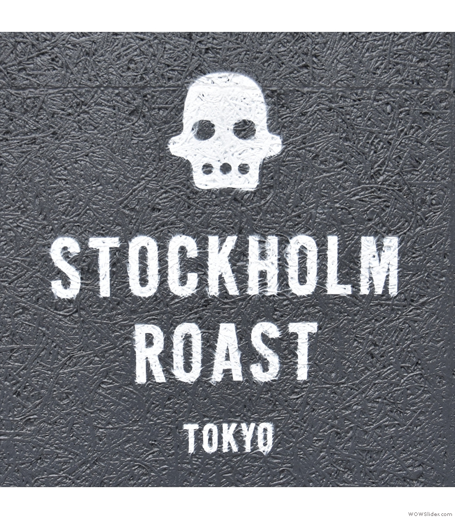 Stockholm Roast / The Tobacco Stand, on my way to the (other) office in Tokyo.